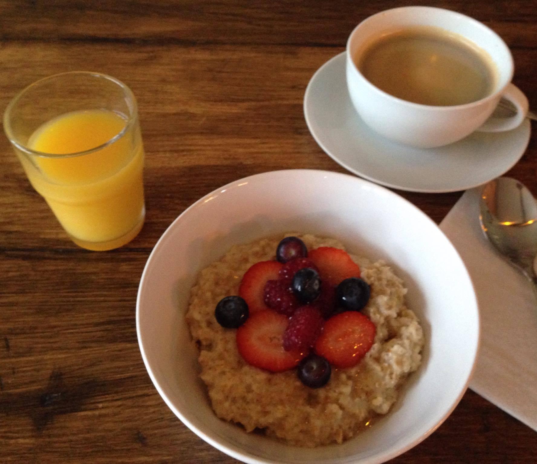 Breakfast at Cafe De Mode Ballon Carlow