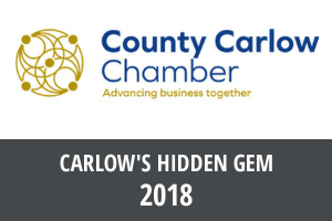 Cafe De Mode Carlow Co Chamber: Carlow's Hidden Gem 2018