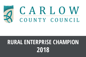 Cafe De Mode Carlow Co Council: Rural Enterprise Champion 2018